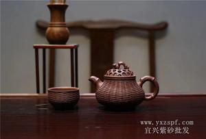 【竹篓潘壶】